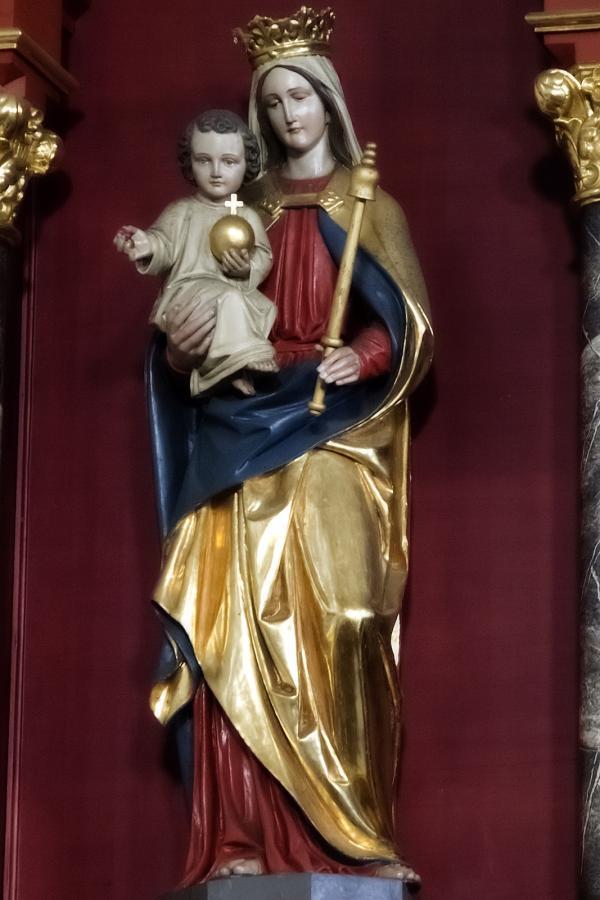 Hl. Maria mit Jesuskind