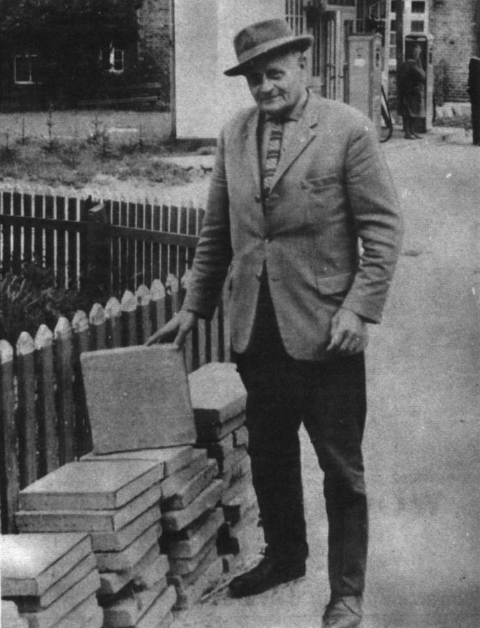 Bürgermeister Hans Schuhmacher