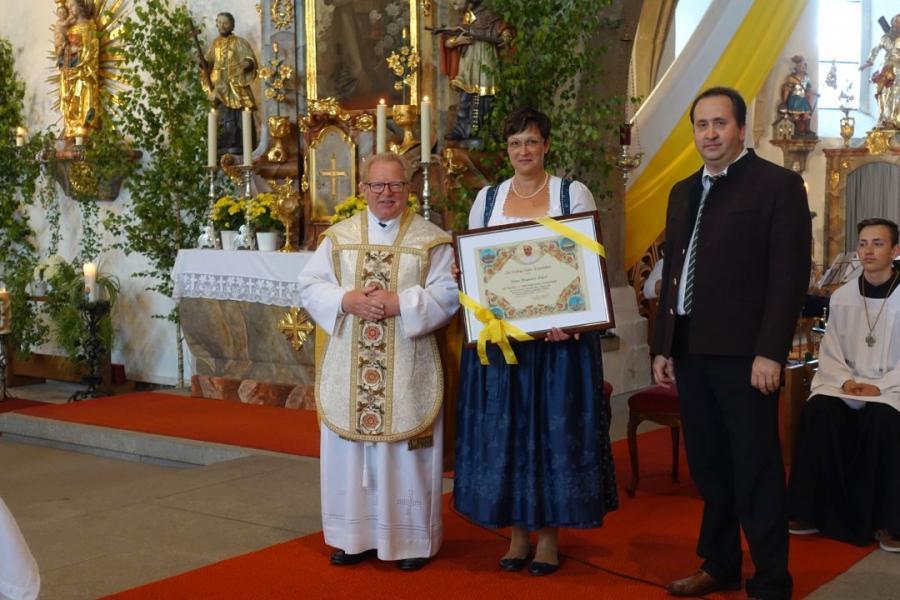 Priesterjubiläum Miltach 2019 3