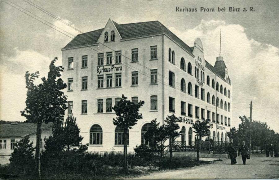 Kurhaus Prora bei Binz a. R.