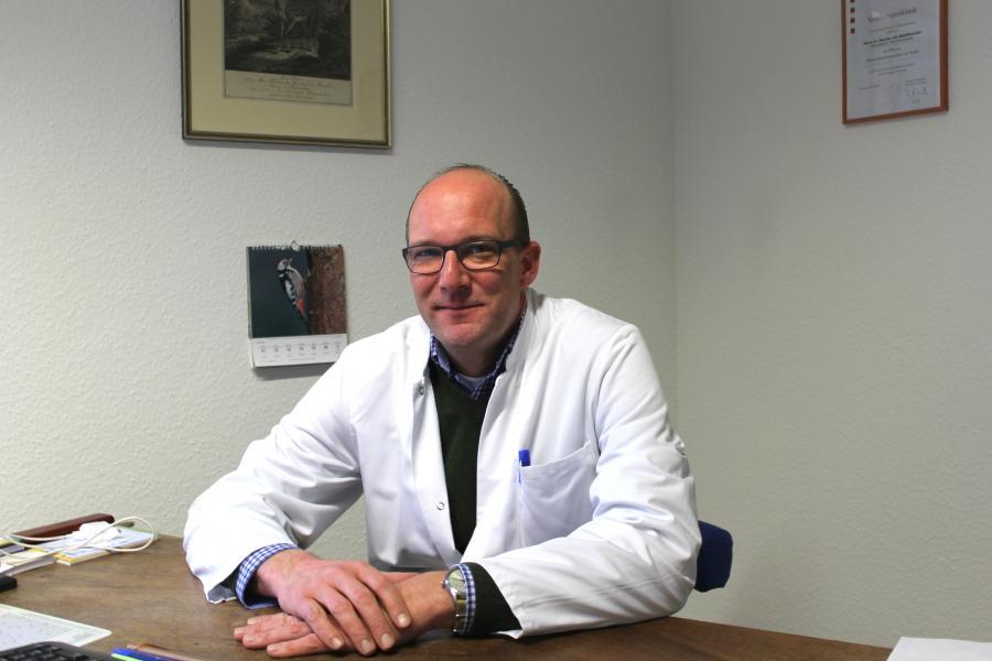 Dr. Nicolas von Waldthausen