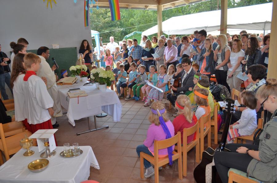 Gottesdienst Kindergarten 2014