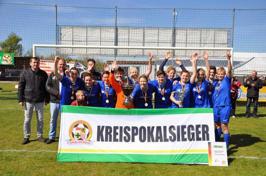 Kreispokalsieger SV Großgräfendorf