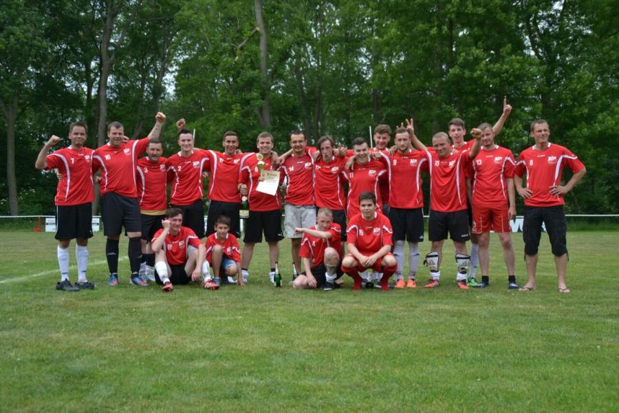 Staffelsieger 2014/15
