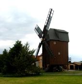 Blockwindmühle