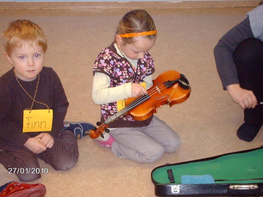 Musikalische Früherziehung 1
