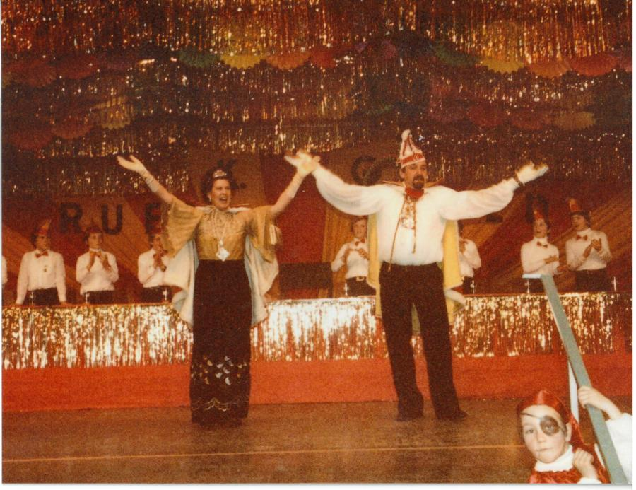 Fritz u Irmgard 1980