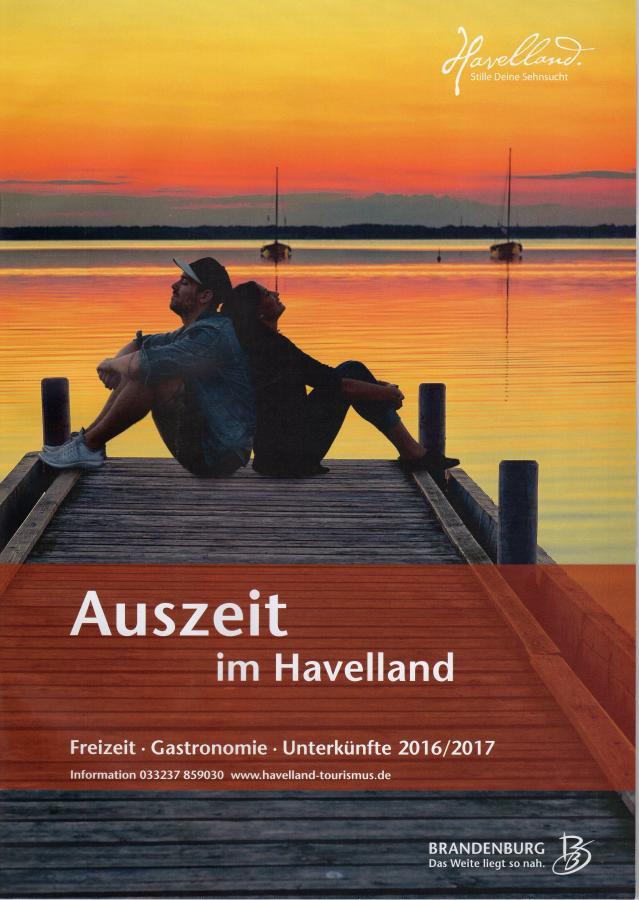 Auszeit im Havelland 2016/2017