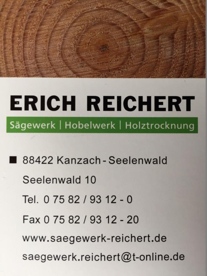 Sägewerk Reichert