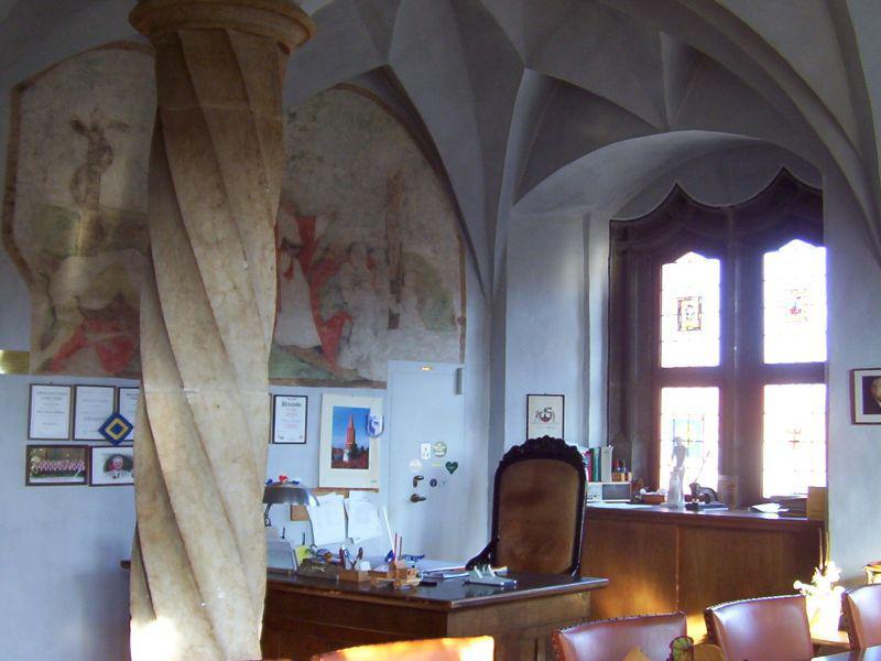 Fürstenzimmer im Rathaus Jüterbog