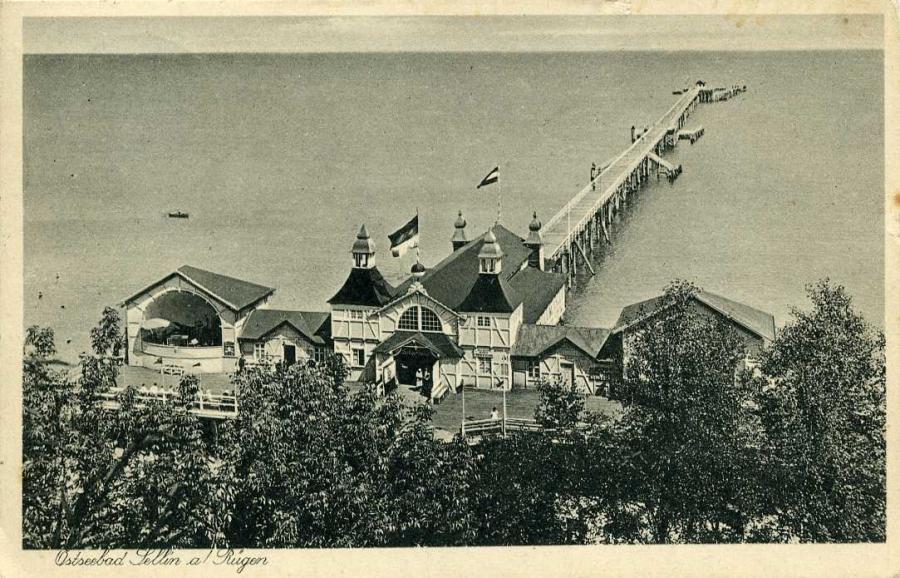 Ostseebad Sellin a.Rügen 1931