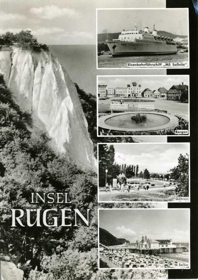 Insel Rügen 1964