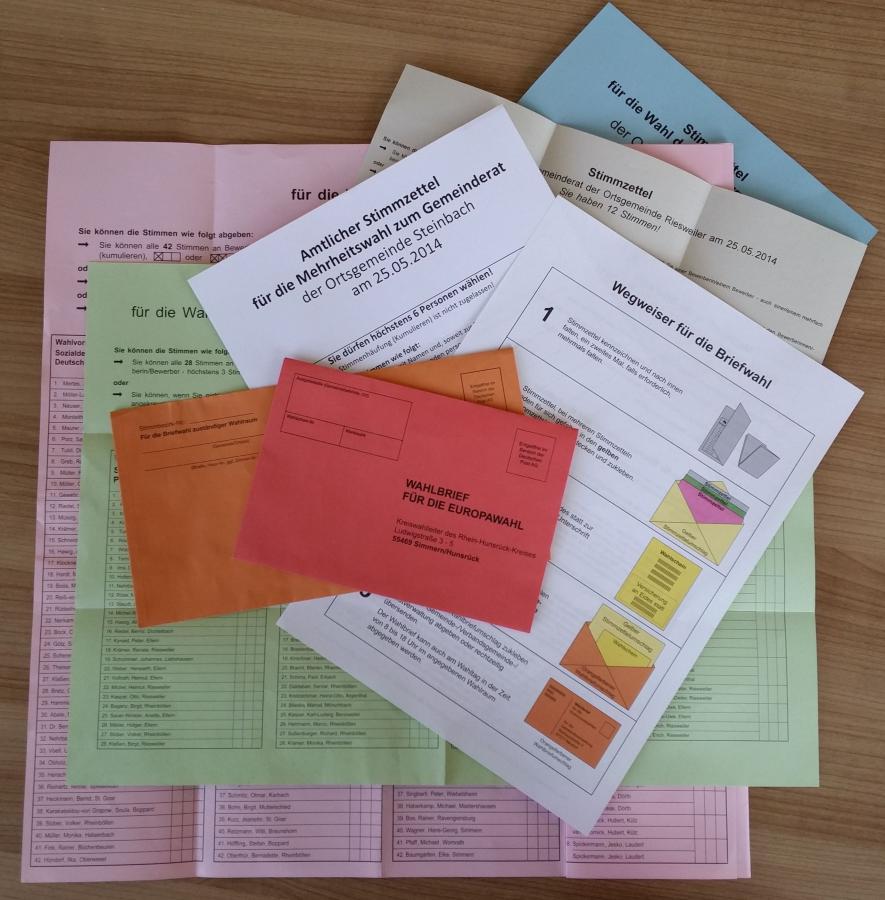Wahlen 2014