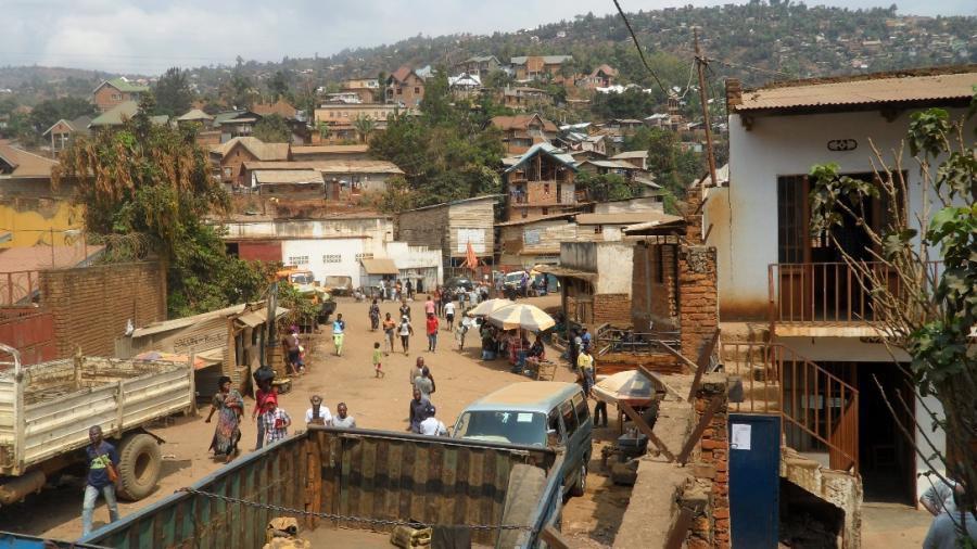 Capa - Bukavu