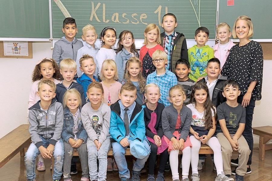 Klassenfoto 1b