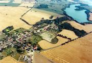 Luftbild Gemeinde Klocksin