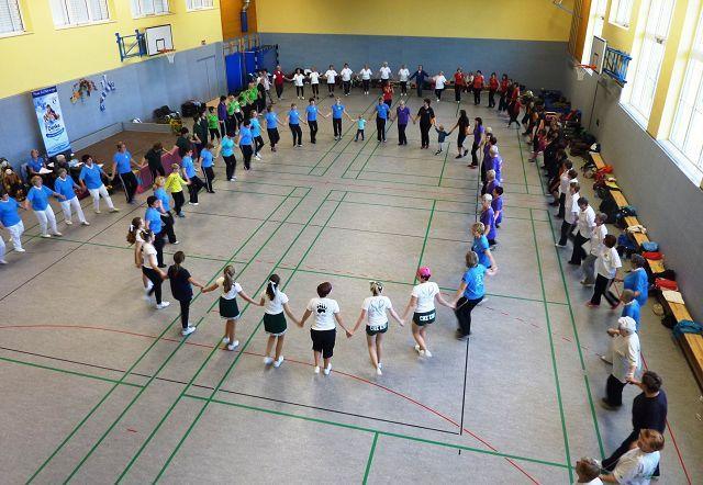 Gymnastiktreff 2015