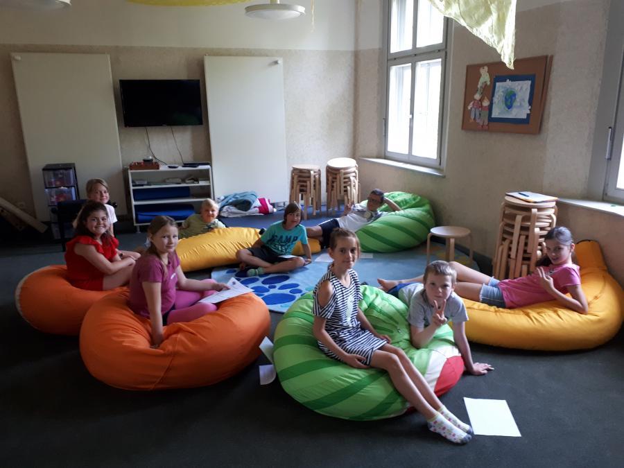 7. Sitzung Gruppenfoto