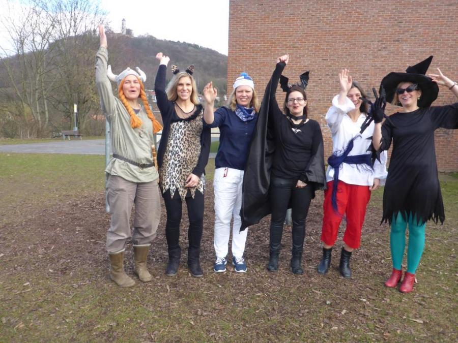 Kollegium Rosenmontag 2017