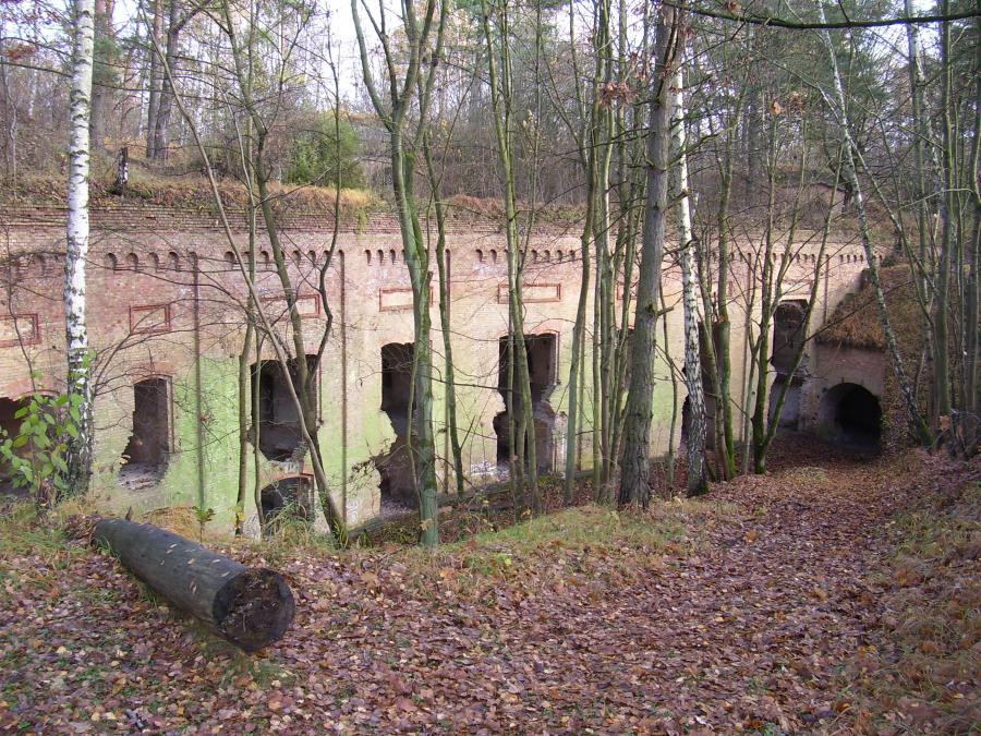 Festung Küstrin: Das Fort Zorndorf