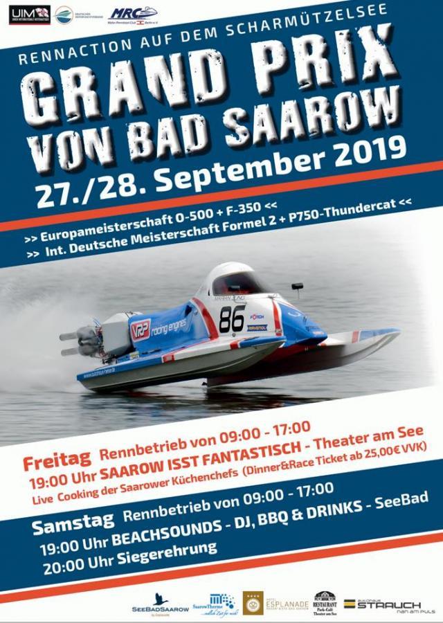 Motorbootrennen