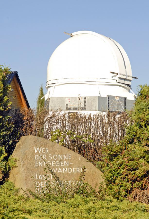 Kuppel Sternwarte