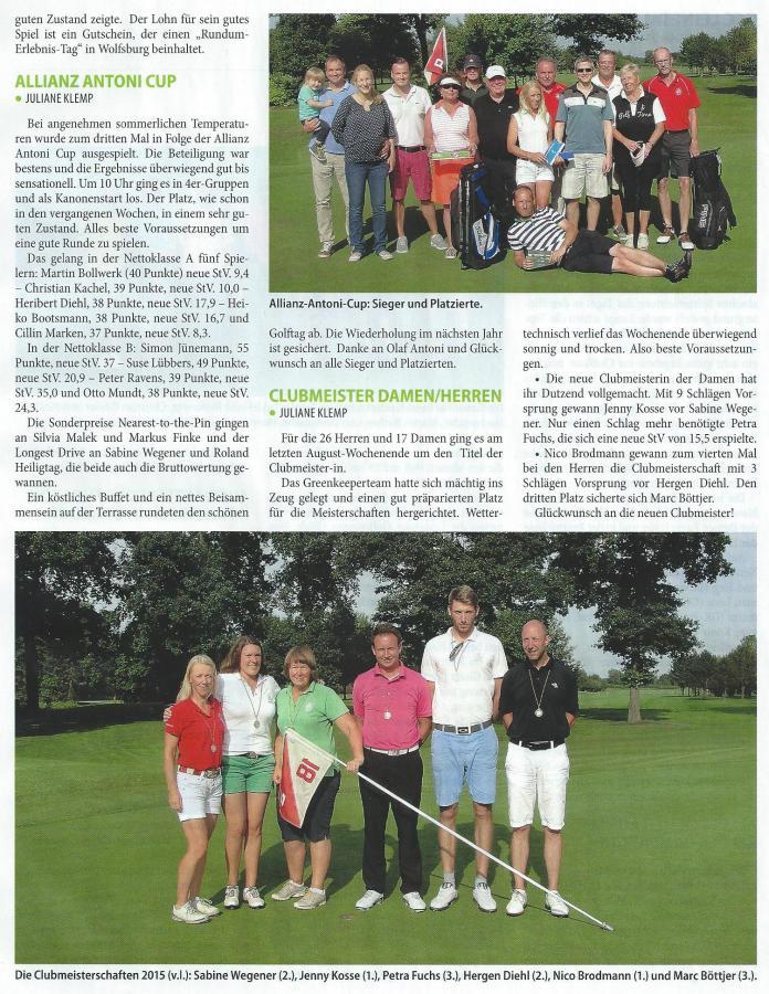 Club-Magazin 6-2015