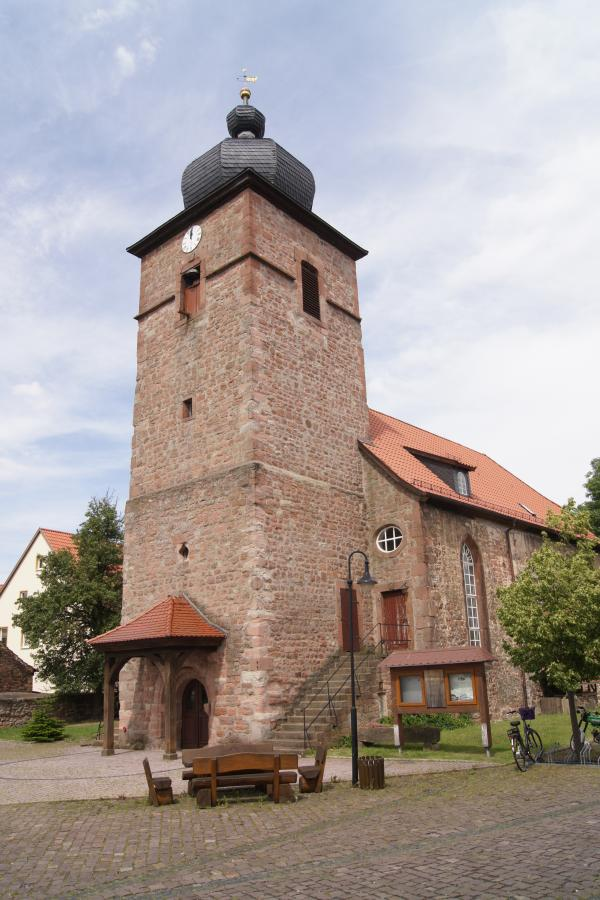 Evangelische Kirche OT Dorndorf