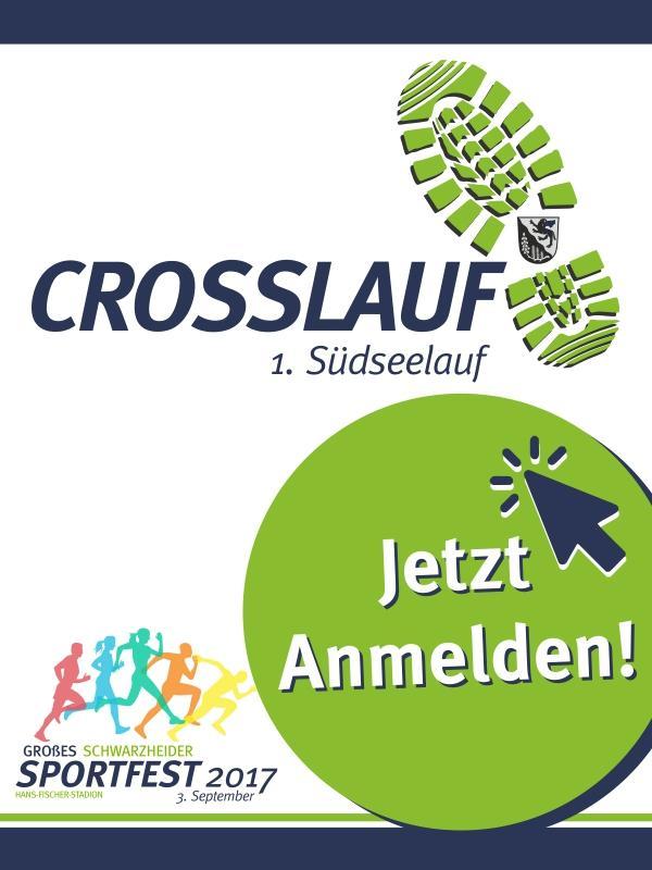 Banner Anmeldung Crosslauf