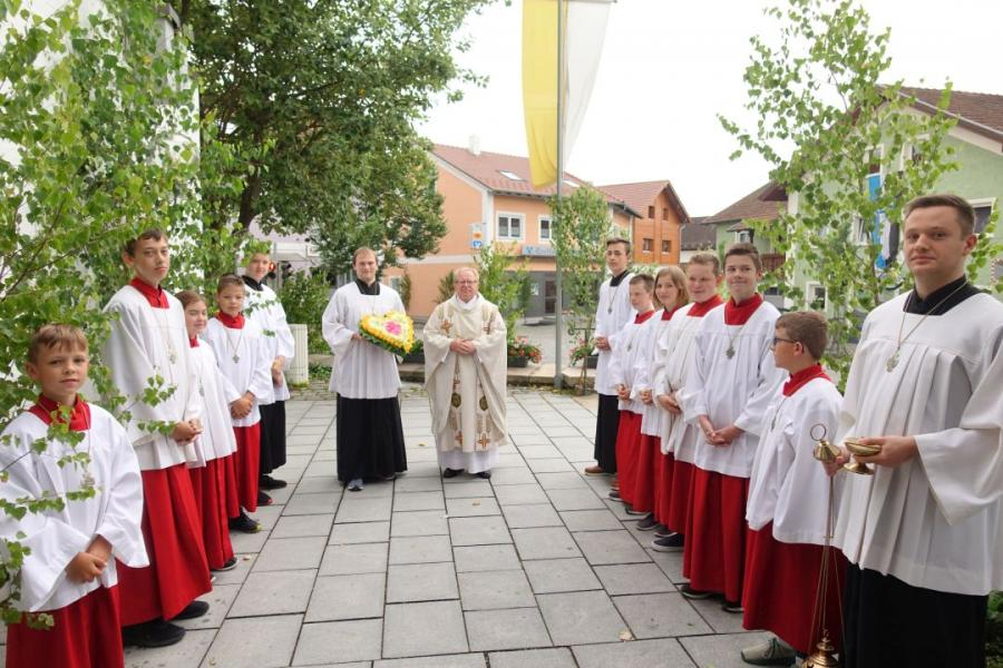 Priesterjubiläum Miltach 2019 1