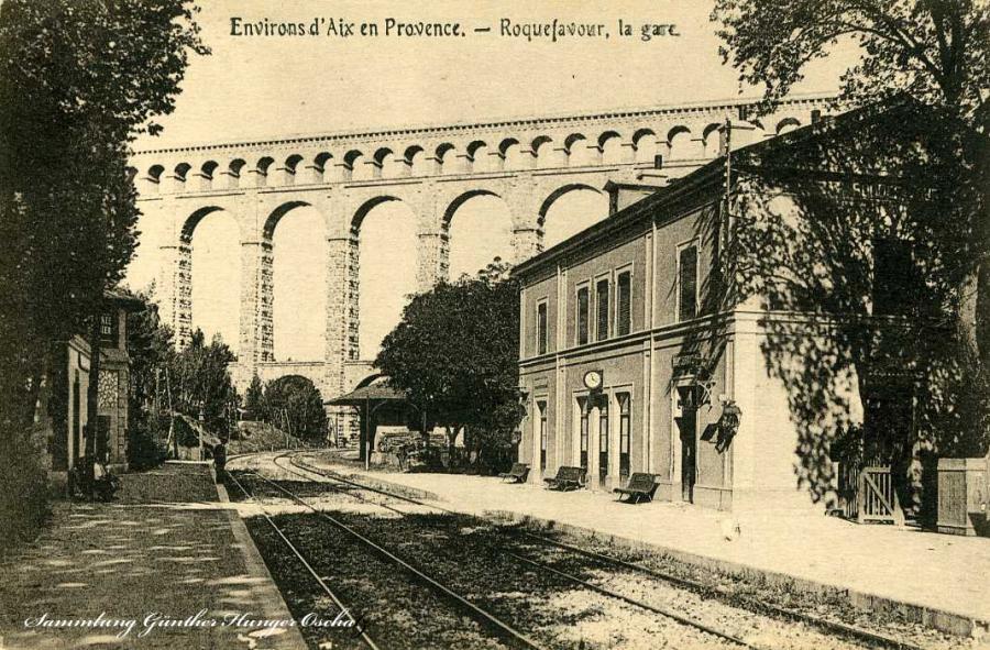 Environs d Aix en Provence