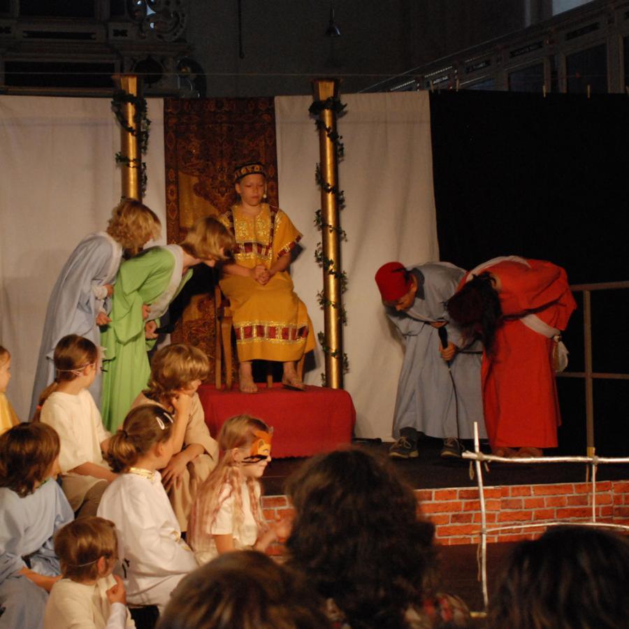 Johannisfest in Kremmen am 18. Juni 2016