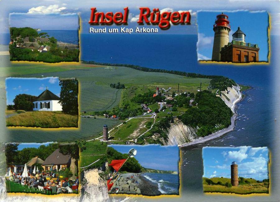 Insel Rügen Rund um Kap Arkona