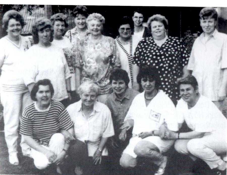 Frauenturnen 1996