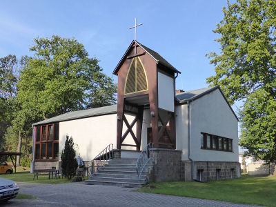 St. Josef Steckesldorf-Ausbau
