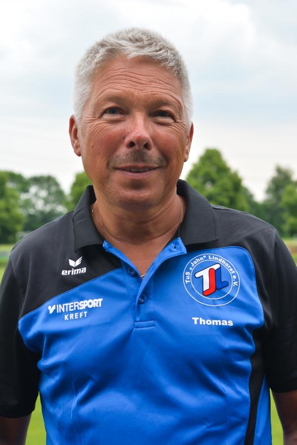 Beitragswart Thomas Tatge