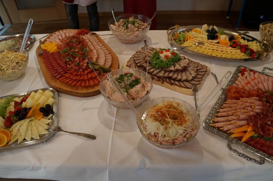 Brotzeitbuffet