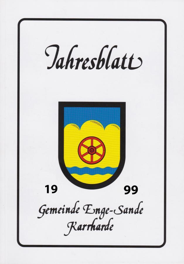Titelblatt 1999