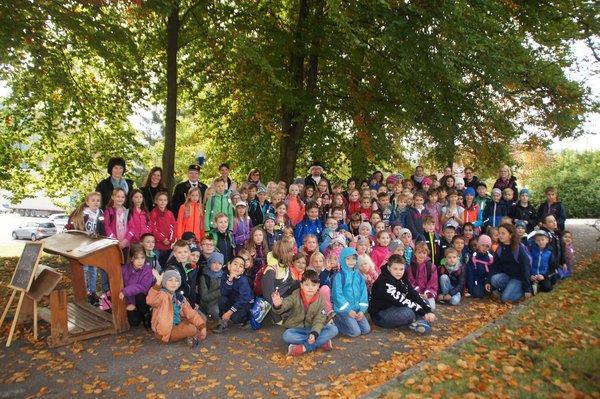 Wandertag Geschichte Bodenwöhr September 2017