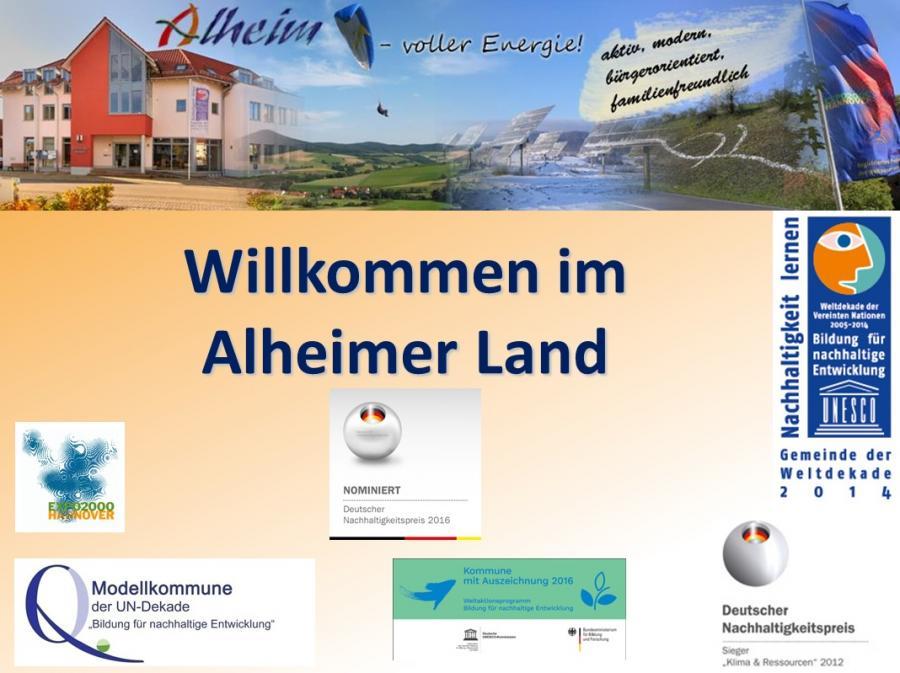Das Alheimer Land
