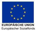Logo EU-Sozialfond