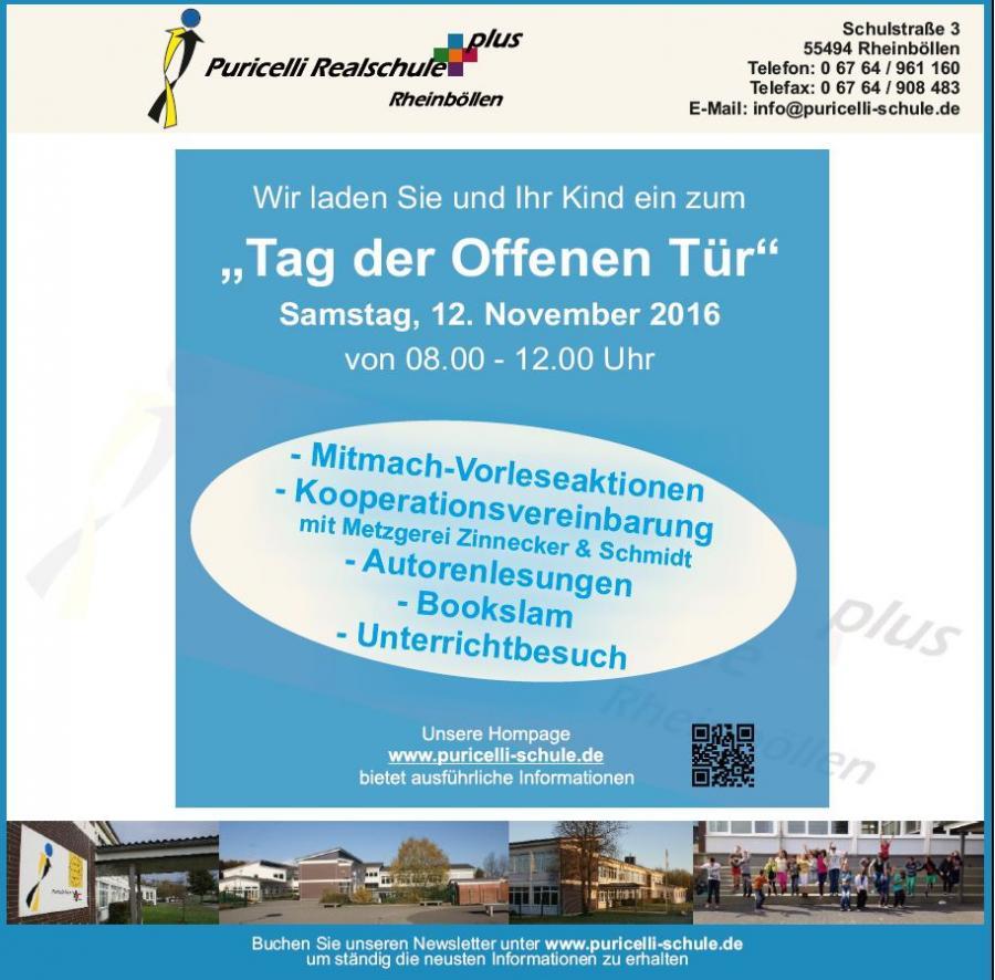 Soonwaldnachrichten Flyer