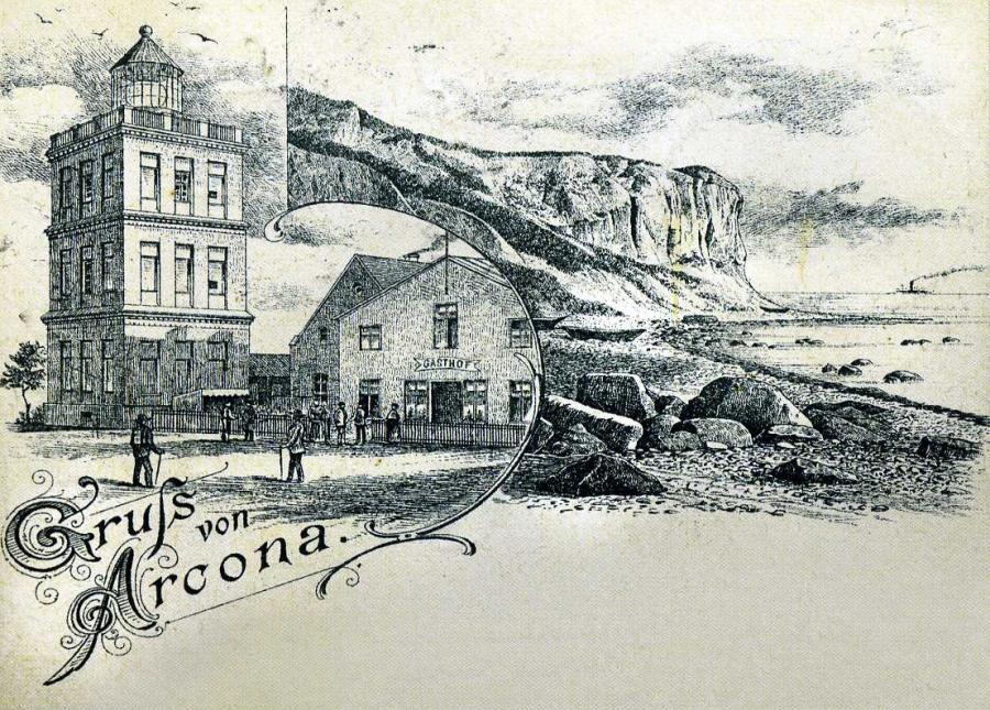 Gruß von Arcona