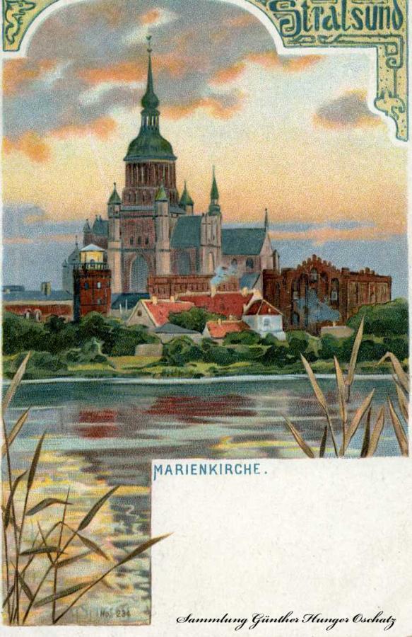 Stralsund Marienkirche