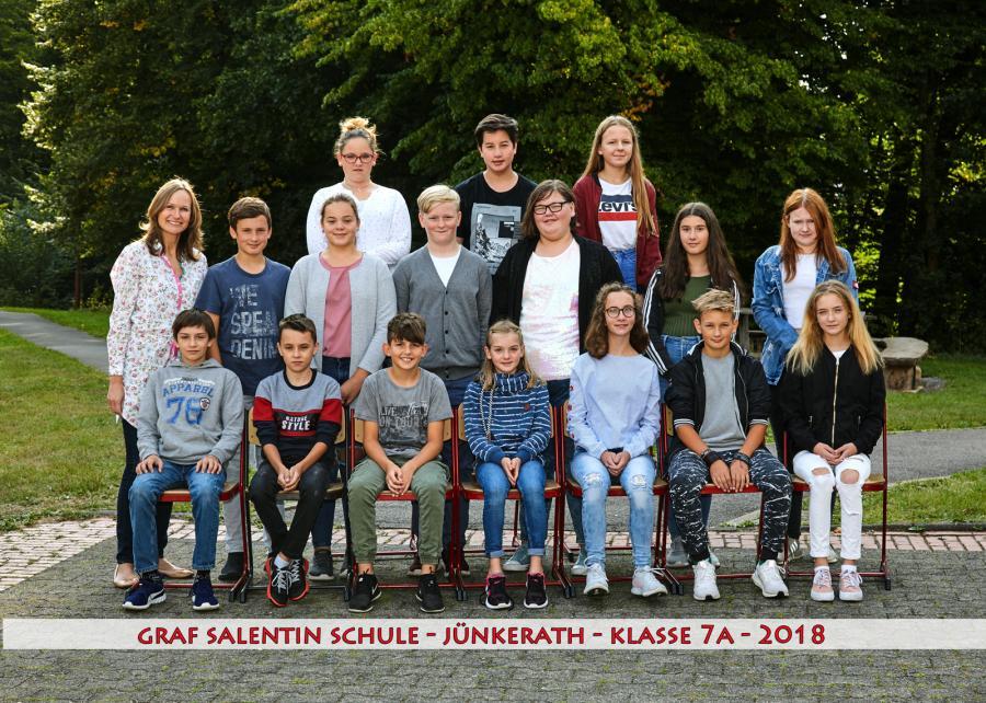 Klasse 7a 20182019