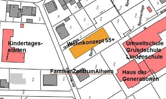 FamilienZentrumAlheim Plan