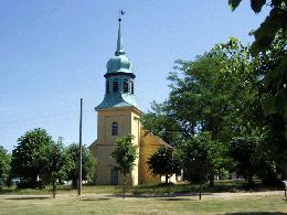 Dorfkirche Mögelin