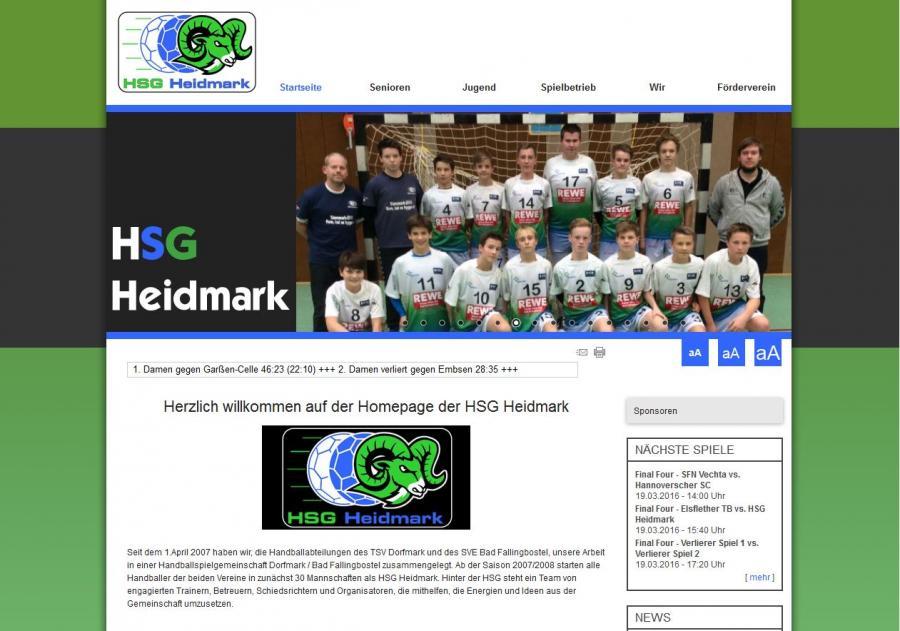 Handball neu