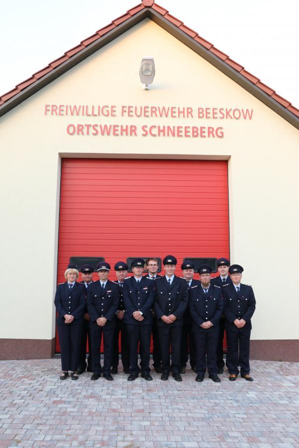Ortswehr Schneeberg