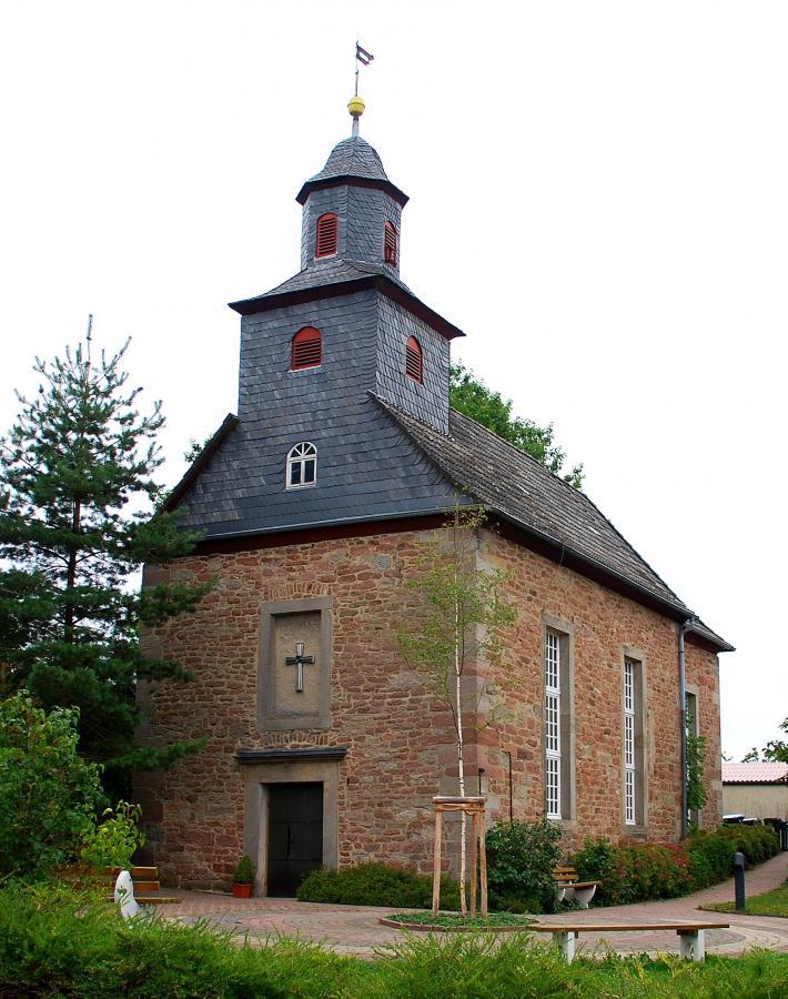 Ev. Kirche Wippershain